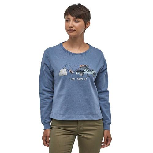 Patagonia Women's Live Simply Lounger Sweatshirt