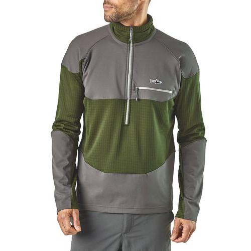 Patagonia Men's Long-Sleeved R1 Fitz 1/4-Zip