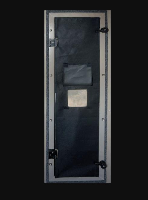 Muddy Box Blind Curtain Kit (Penthouse, Bull< & Gunner)