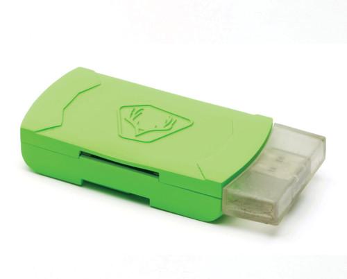 HME4 in 1 Card Reader USB C / Micro USB / USB 2.0 / Lightning