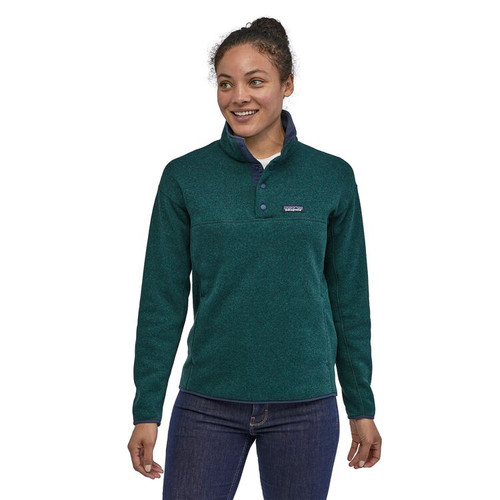 Patagonia W's LW Better Sweater Marsupial Pullover