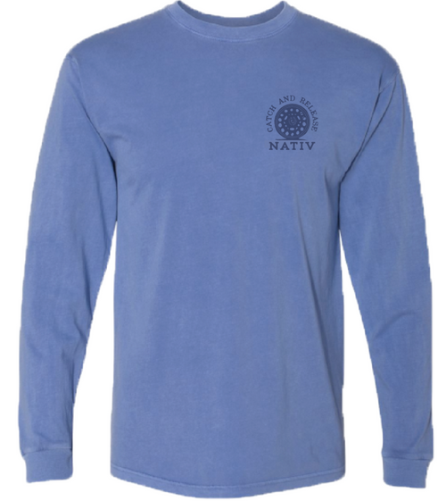 Nativ Topo Trout Long Sleeve