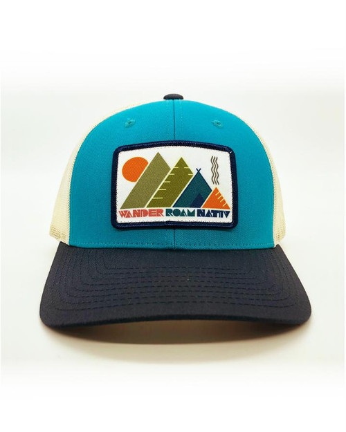Nativ Geo Structured Mesh Trucker