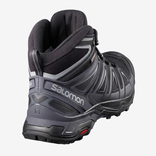 Salomon X Ultra 3 Mid GTX Waterproof Hiking Mens