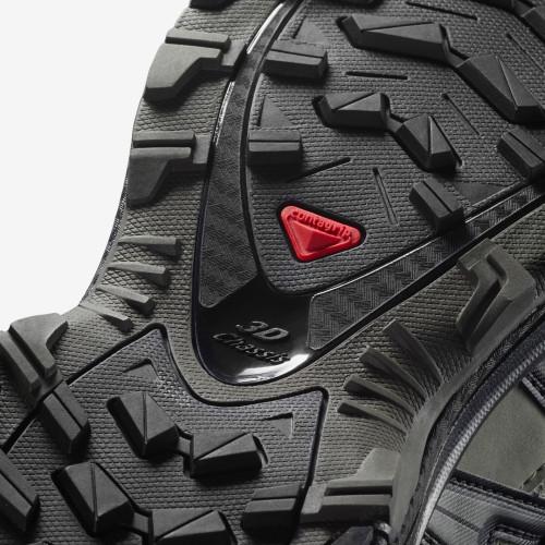 Salomon XA Pro 3D Trail Running Shoe Chive/Black/B