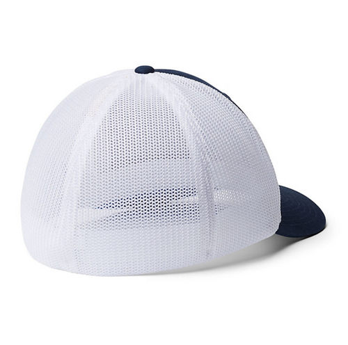 Columbia Mesh Ball Cap Collegiate Navy
