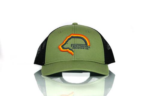 Fayettechill Tiller Bear Hat