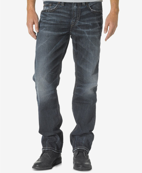 Siver Jeans Grayson Easy Fit Straight Jeans