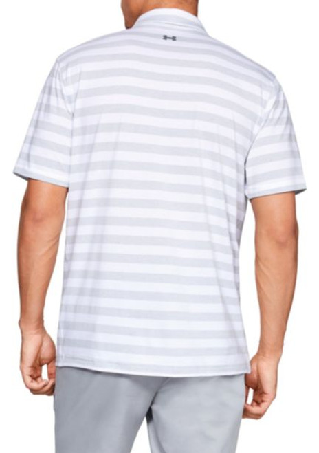 Under Armour Charged Cotton Scramble Stripe