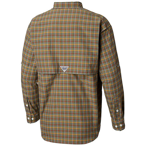 Columbia Men's Super Bahama Plaid LS Shirt