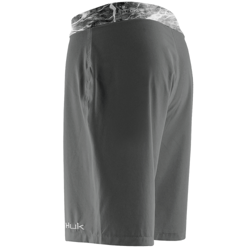 Huk Men's Elements Manta Fishing Boardshorts