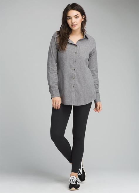prAna Womens Aster Tunic Casual Shirt