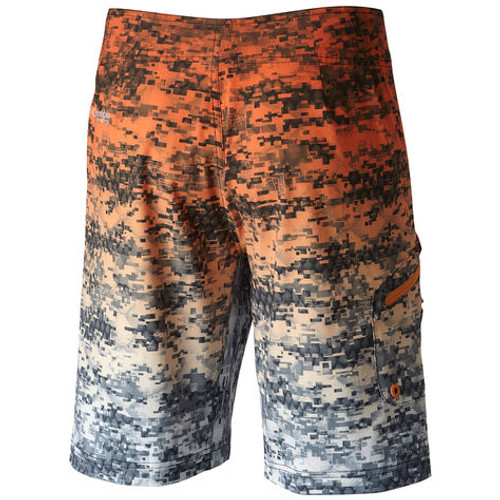 Columbia Men's Pfg Offshore Camo Fade Boardshorts
