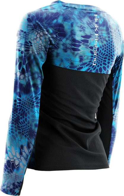 Huk Kryptek ICON Shirt for Ladies