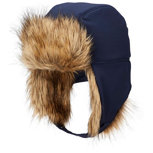 Columbia Men's Arctic Tundra Faux Fur Trapper Hat