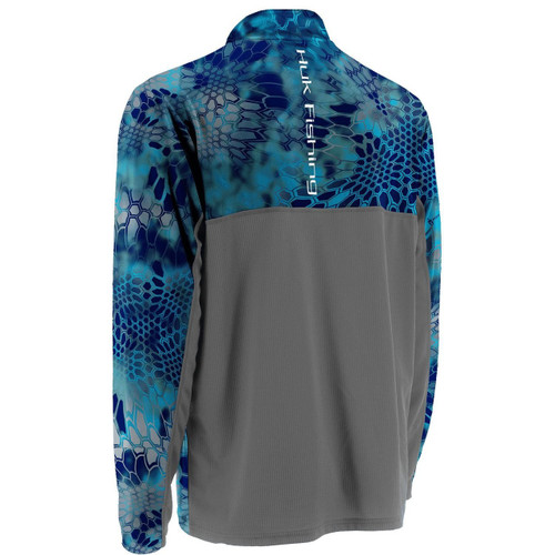 Huk Men's Kryptek Icon 1/4 Zip Shirt