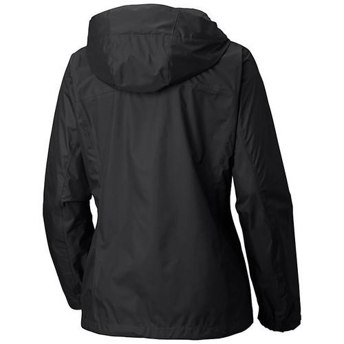 Columbia Women's Arcadia Rain Jacket Extended