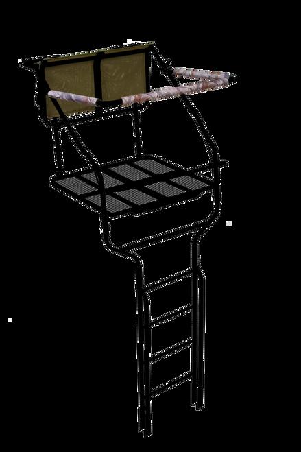 Millennium 18' Double Ladder Stand L220SL