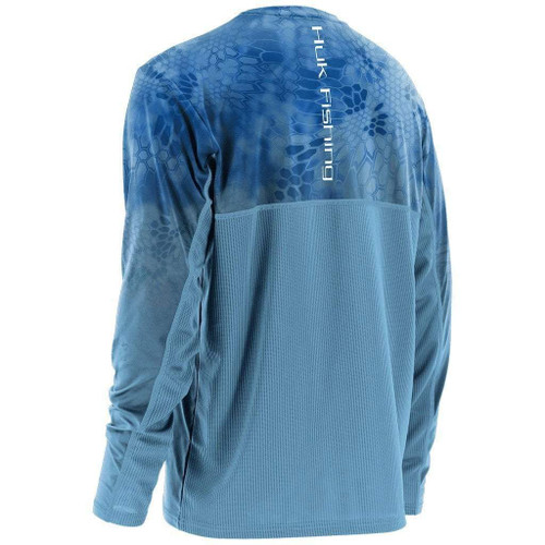 Huk Kryptek Fade Icon Long Sleeve Shirt