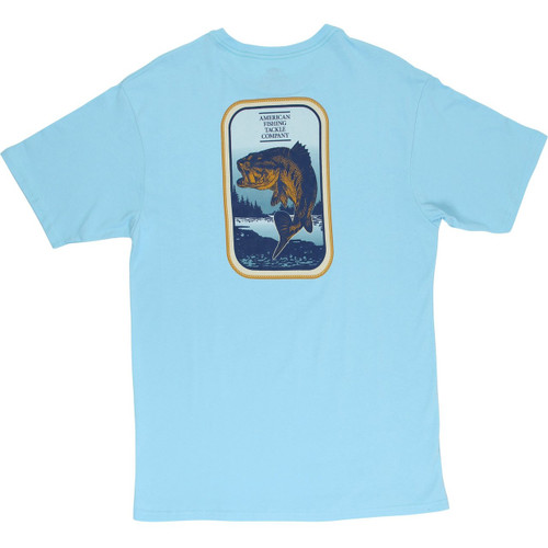 AFTCO Lakeside Short Sleeve Tee