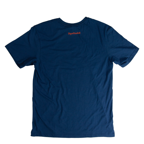 Fayettechill Enthusiast Short Sleeve Tee