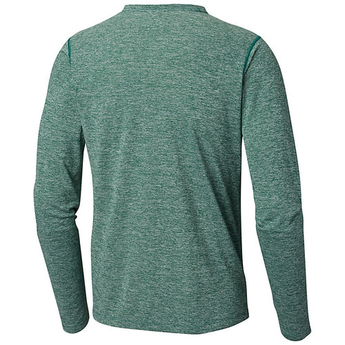 Columbia Deschutes Long Sleeve Shirt Pine Green