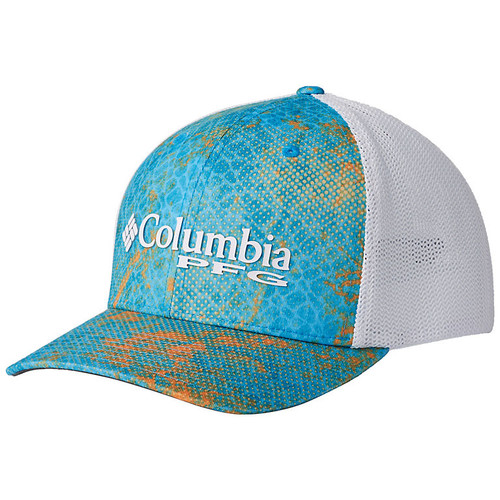 Columbia Camo Mesh Ball Cap