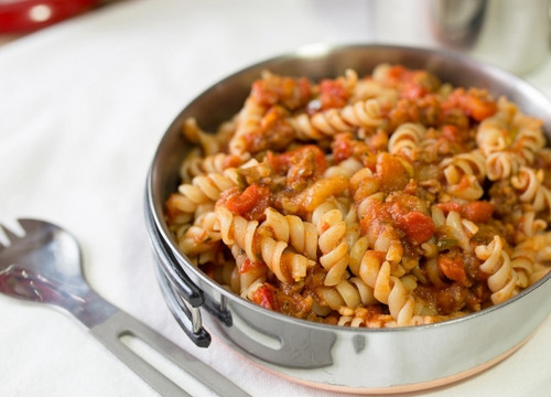 Mountain House Fusilli Pasta 2 Servings