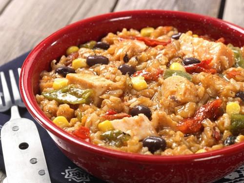 Mountain House Chicken Fajita Bowl 2 Servings
