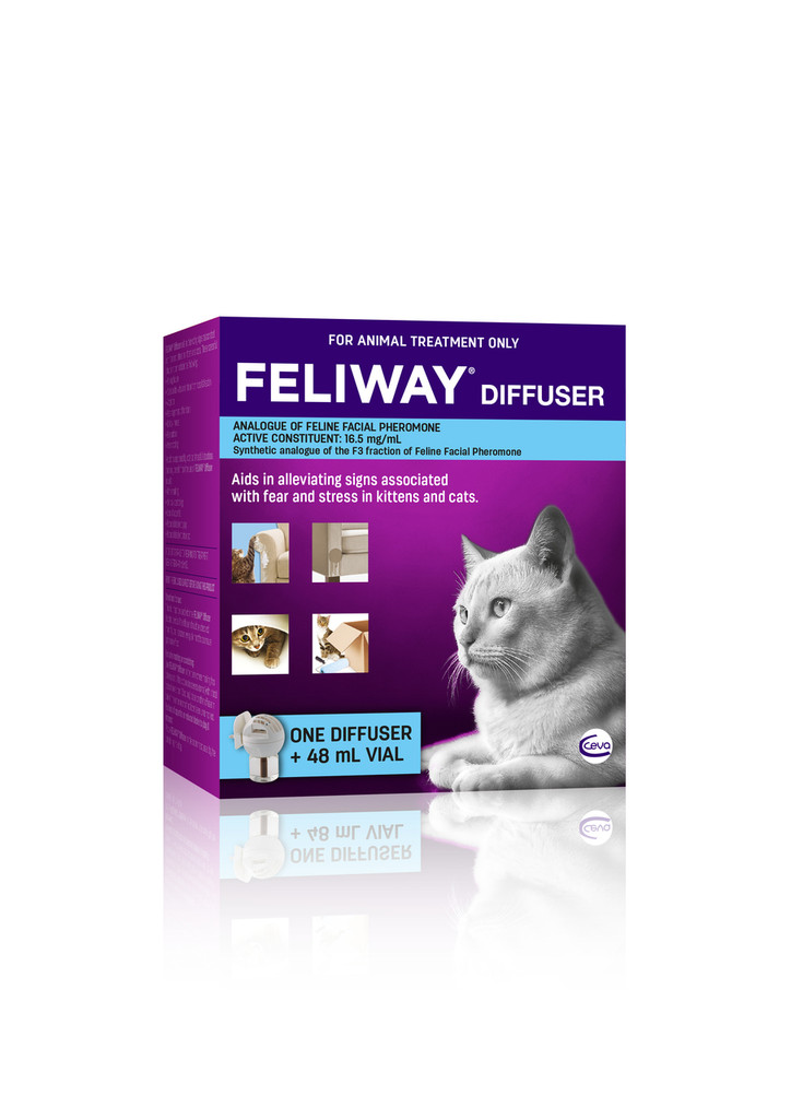 Feliway Diffuser Set for Cats