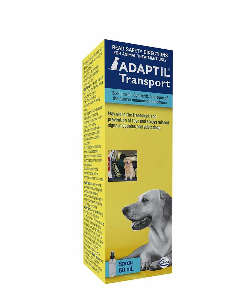 ADAPTIL Transport Travel Spray for Dogs 60mL