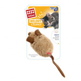 GiGwi Pet Droid Activity Mouse Khaki/Brown Cat Toy