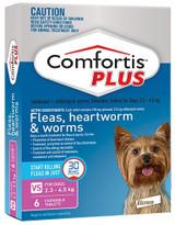 New Comfortis Plus Packaging