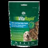 Vetalogica VitaRapid Skin & Coat Daily Treats For Dogs - 210g