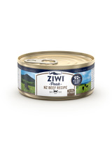 Ziwi Peak Beef Canned Cat Food 85g - 24 Cans