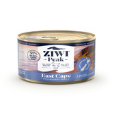 Ziwi Peak Canned Provenance Dog Food 170g East Cape - 12 Cans