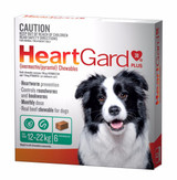 Heartgard Chewables Plus Green 6 Pack