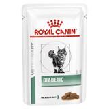 Royal Canin Veterinary Diet Feline Diabetic Wet 12x85g
