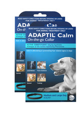 Adaptil Calming Collar for Medium and Large Dogs - 2 Pack