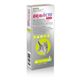 Bravecto PLUS Spot On for Cats 1.2-2.8 kg - Green 1 Dose