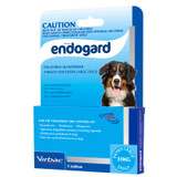 Endogard Allwormer for Extra Large Dogs up to 35 kg - 2 Tablets