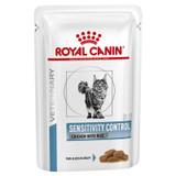 Royal Canin Veterinary Diet Feline Sensitivity Wet 12x85g
