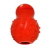 Nylabone Busy-Time Stuffable Dog Chew Toy Wolf