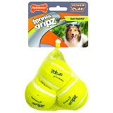 Nylabone Power Play Dog Tennis Ball Gripz 3 pack Medium