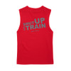 MENS MUSCLE TANK / RED
