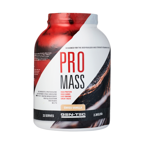 Pro Mass Weight Gainer Vanilla 2.3kg