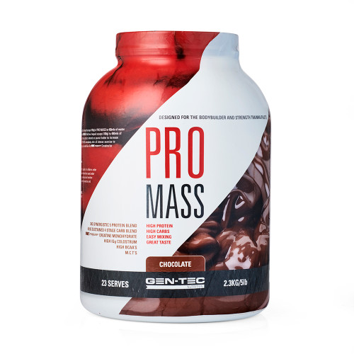 Pro Mass Weight Gainer Chocolate 2.3kg