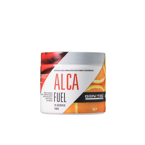 Alca Fuel (Acetyl L-Carnitine) Orange 150g
