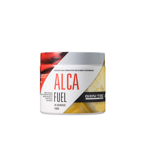 Alca Fuel (Acetyl L-Carnitine) Lemon 150g