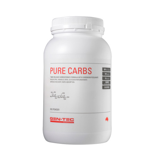 PURE CARBS NATURAL